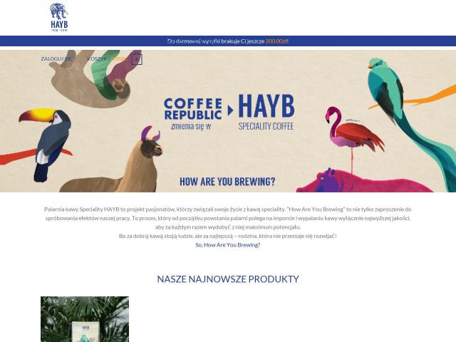 HAYB Speciality Coffee